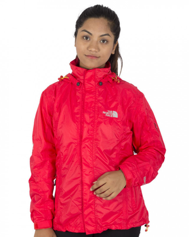 a0a1514a2 The North Face Gents Ladies Red Rain Jacket