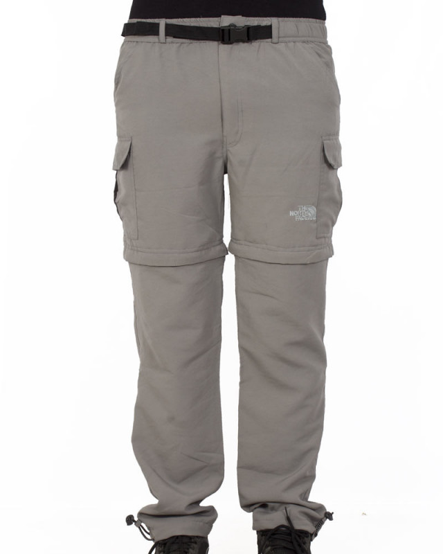 attractive fashion new arrive exceptional range of colors The North Face Gents and Ladies Folding Grey Trouser (Summer)