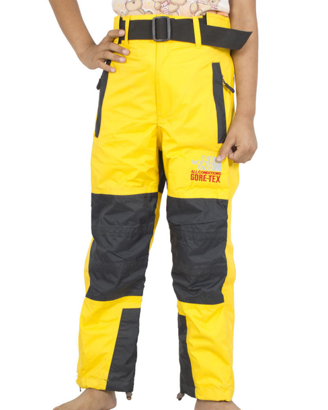 ae203becc The North Face Baby Simple Goretex Trouser - Yellow