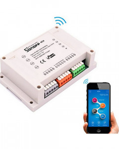 Sonoff  4 Channel  Wifi Switch
