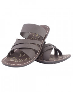 Shikhar Men's Brown Sandals