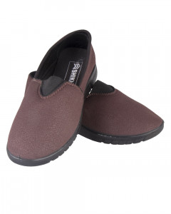 Shikhar Men's Brown Closed  Toe Loafers