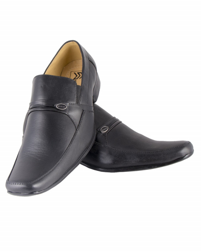 c34a97decae Buy Shikhar Men s Black Closed Toe Formal Shoes online at best price in  Nepal - Reddoko . com